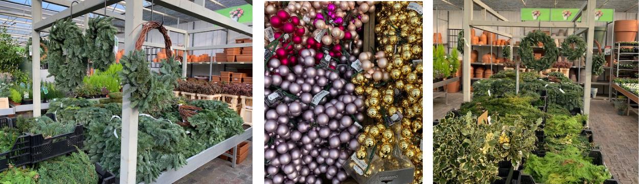 Kerstkrans maken met dennentakken de tuinwinkel online